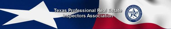 Texas Professional Real Estate Inspector